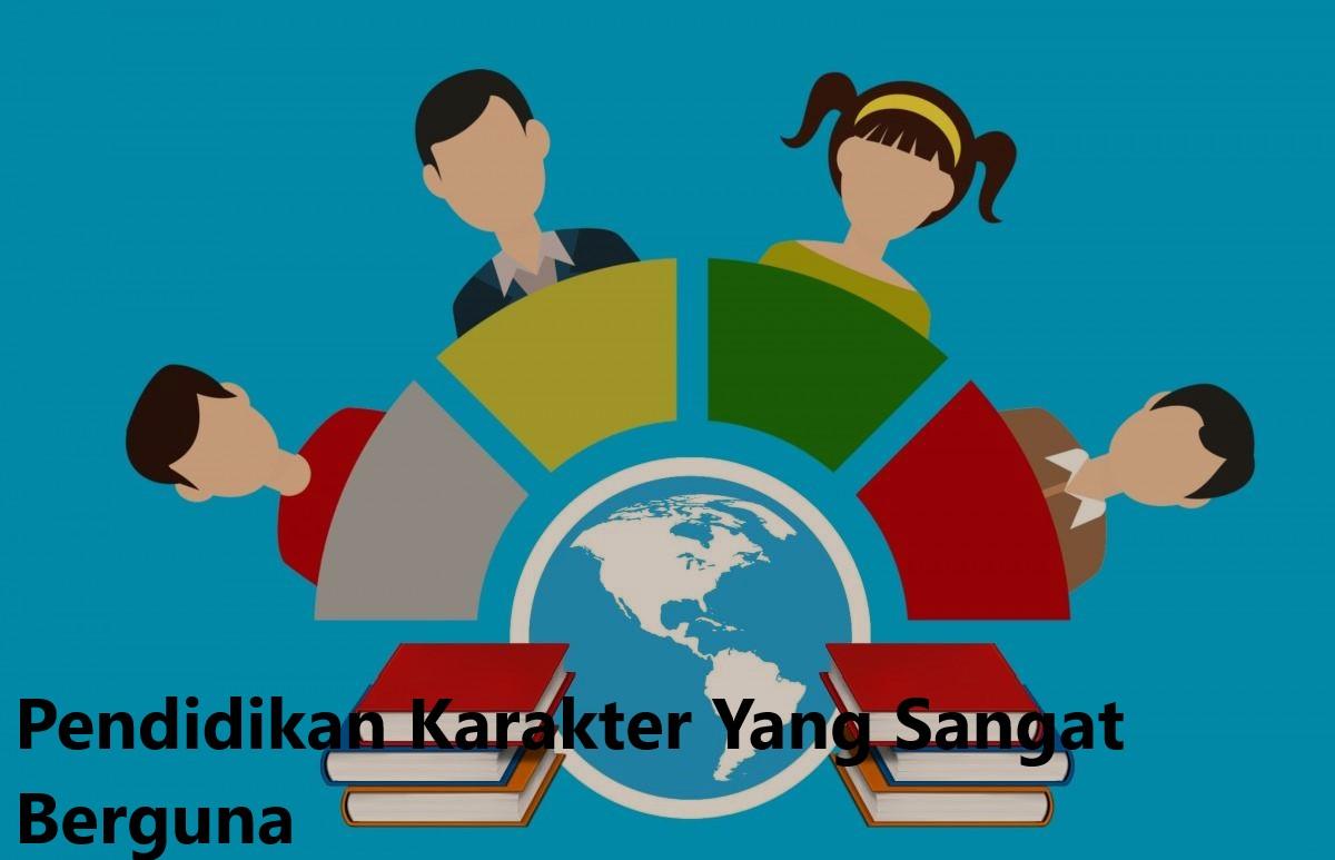 Pendidikan Karakter Sebagai Edukasi