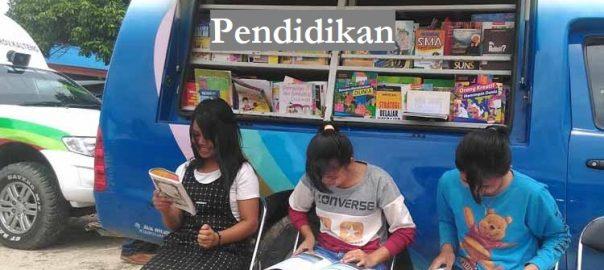 Penting Tidaknya Perpustakaan Keliling Bagi Pendidikan Di Indonesia